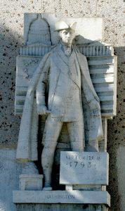 George Washington, Mason, at 4357 Wilshire