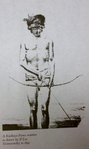 Kashaya Pomo by Il'lia Novsensky, 1843