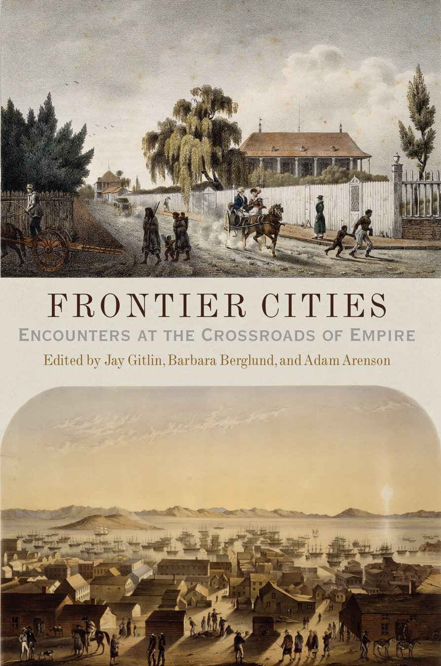 Frontier Cities cover