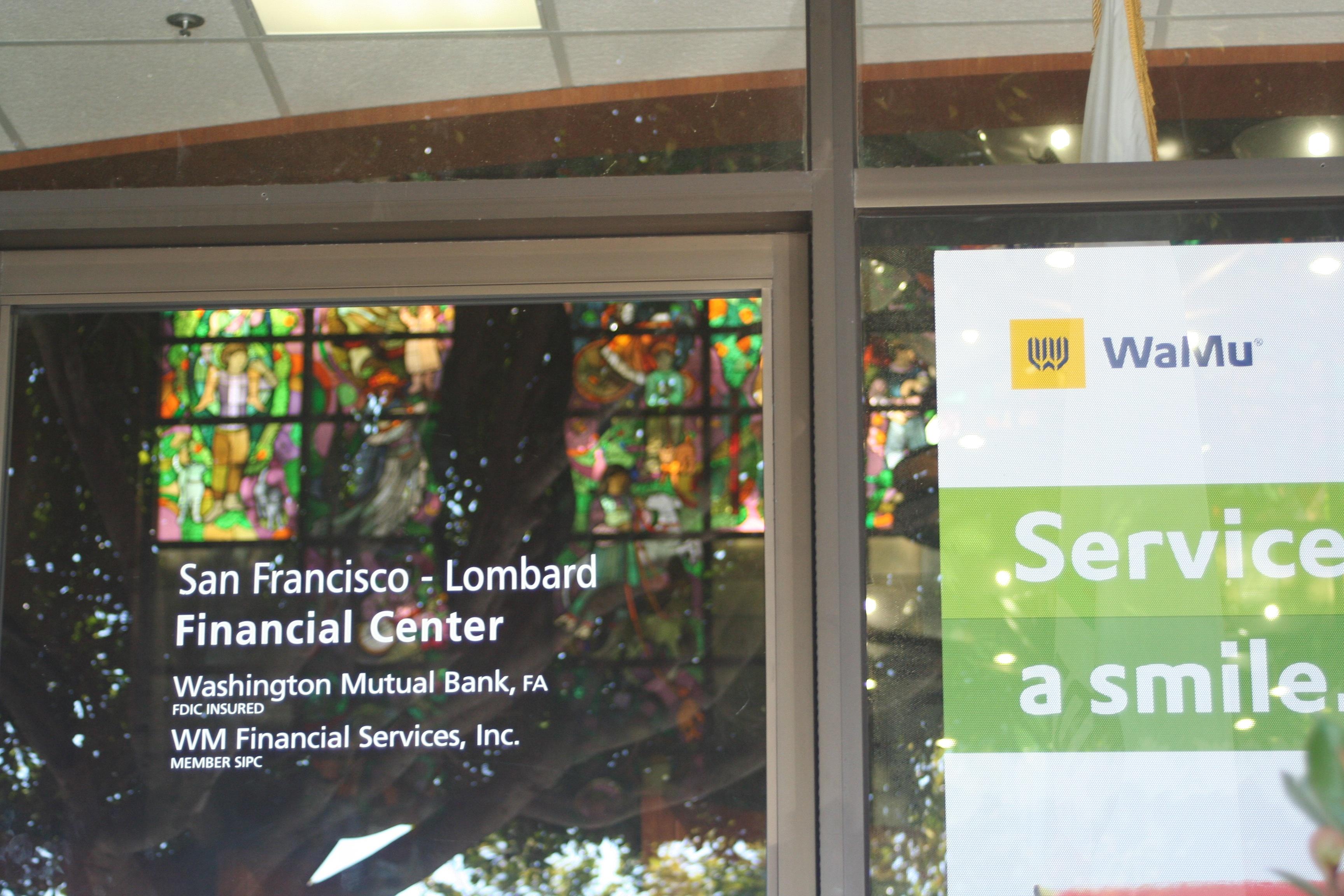 Lombard branch WaMu